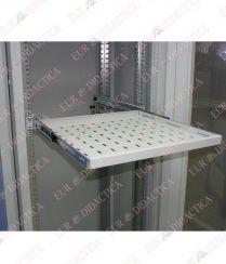 Raft retractabil dulap Server (600x600mm)