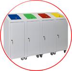 Cosuri de gunoi pentru reciclare selectiva