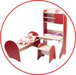 Mobilier tematic pentru copii - Profesii