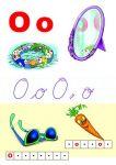 ALFABETUL LIMBII ROMANE (SET 31 PLANSE) FARA SIPCI DE PLASTIC