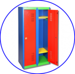 Dulapuri metalice pentru scoli si gradinite