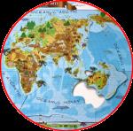 Puzzle geografic
