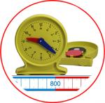 Echipamente si unitati de masura  pentru volum, masa, lungime, multimi, timp