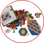 Jocuri matematice. Figuri geometrice