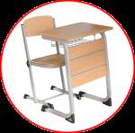 Mobilier scolar individual (fix)