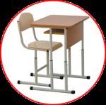 Mobilier scolar individual (reglabil)