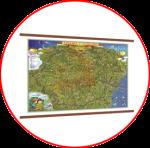 Ţara mea şi neamul meu (hărți cu șipci)